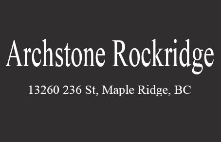 Archstone Rockridge 13260 236th V4R 2S5