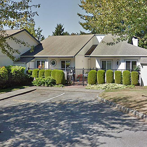 Typical part of the complex - 12915 16 Ave, Surrey, BC!