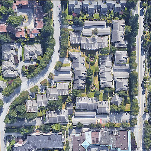 Typical part of the complex - 12943 16 Ave, Surrey, BC !