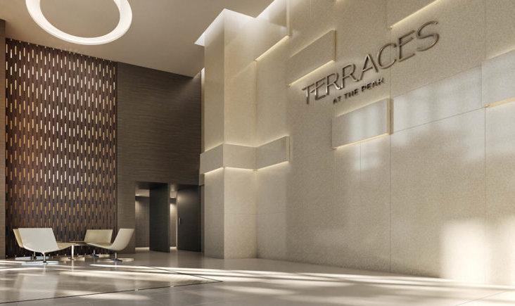 Terrace at The Peak Lobby Rentering!