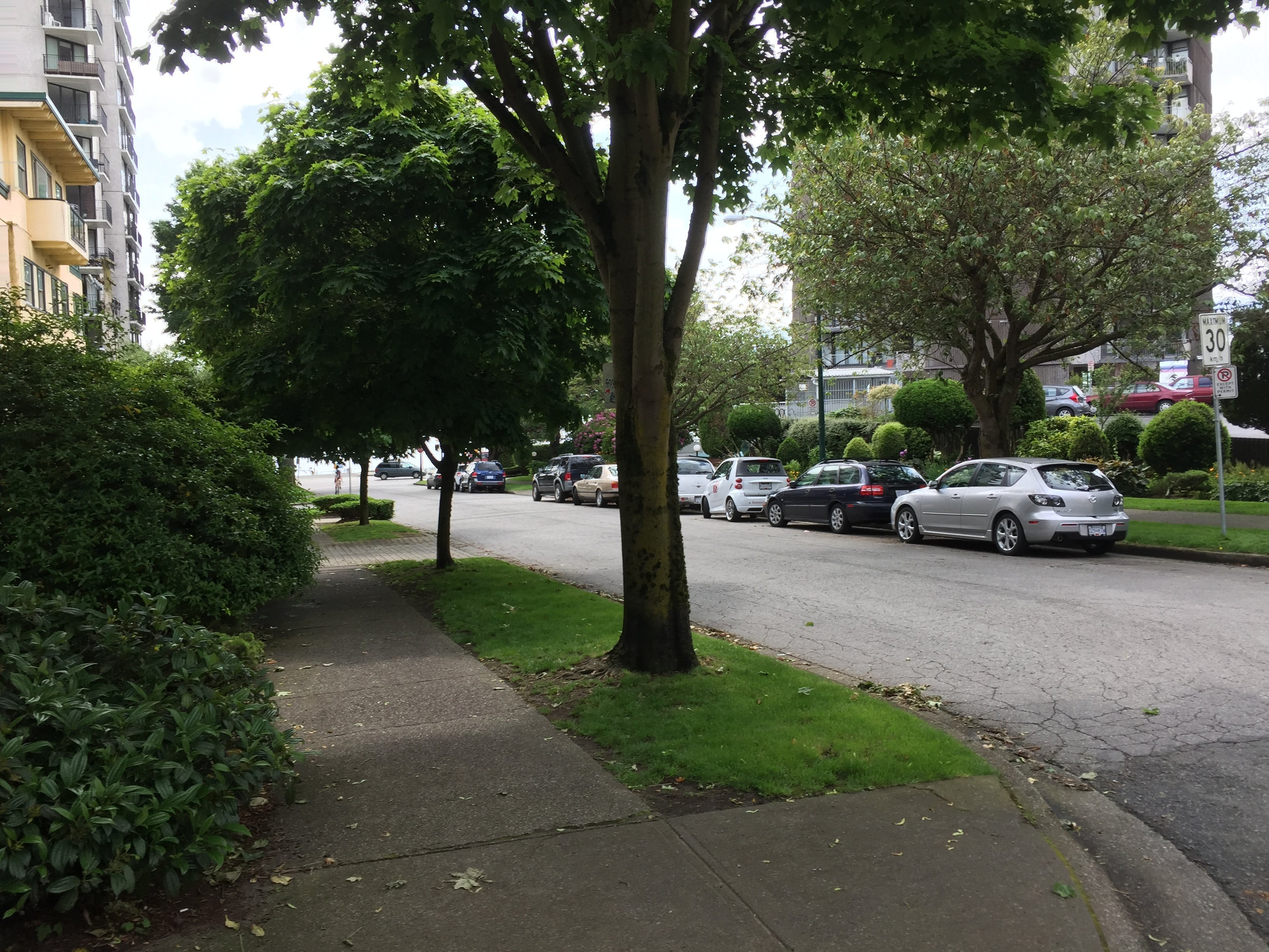 Harwood Street!