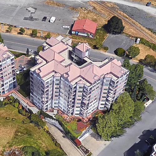 Ocean Park Tower - 203 Kimta Road, Victoria, BC!