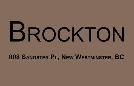 The Brockton 808 SANGSTER V3L 5W3