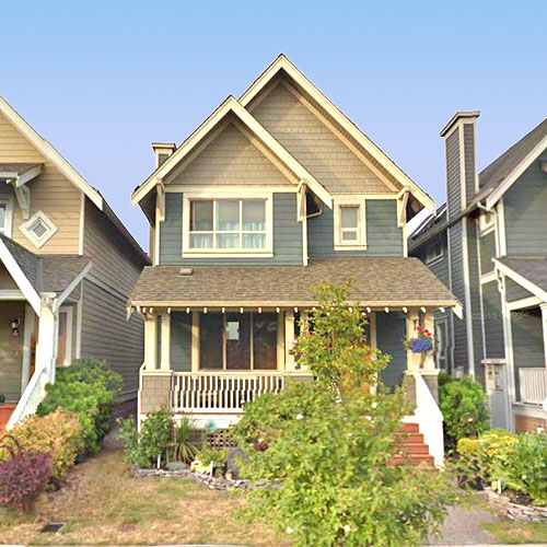 287 Furness Street, New Westminster, BC!