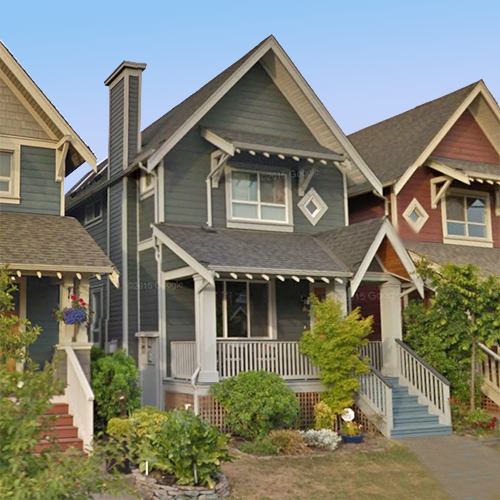 283 Furness Street, New Westminster, BC!