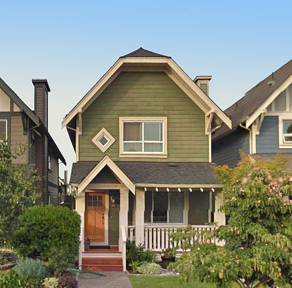 219 Furness Street, New Westminster, BC!