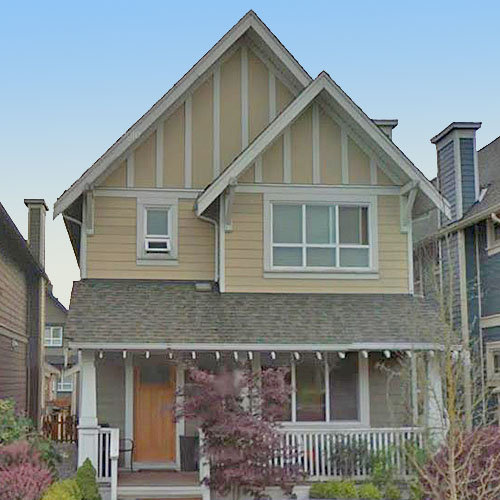 222 Furness Street, New Westminster, BC!