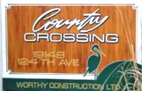 Country Crossing 19148 124TH V3Y 2V2
