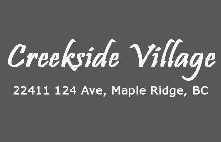 Creekside Village 22411 124TH V2X 0H5