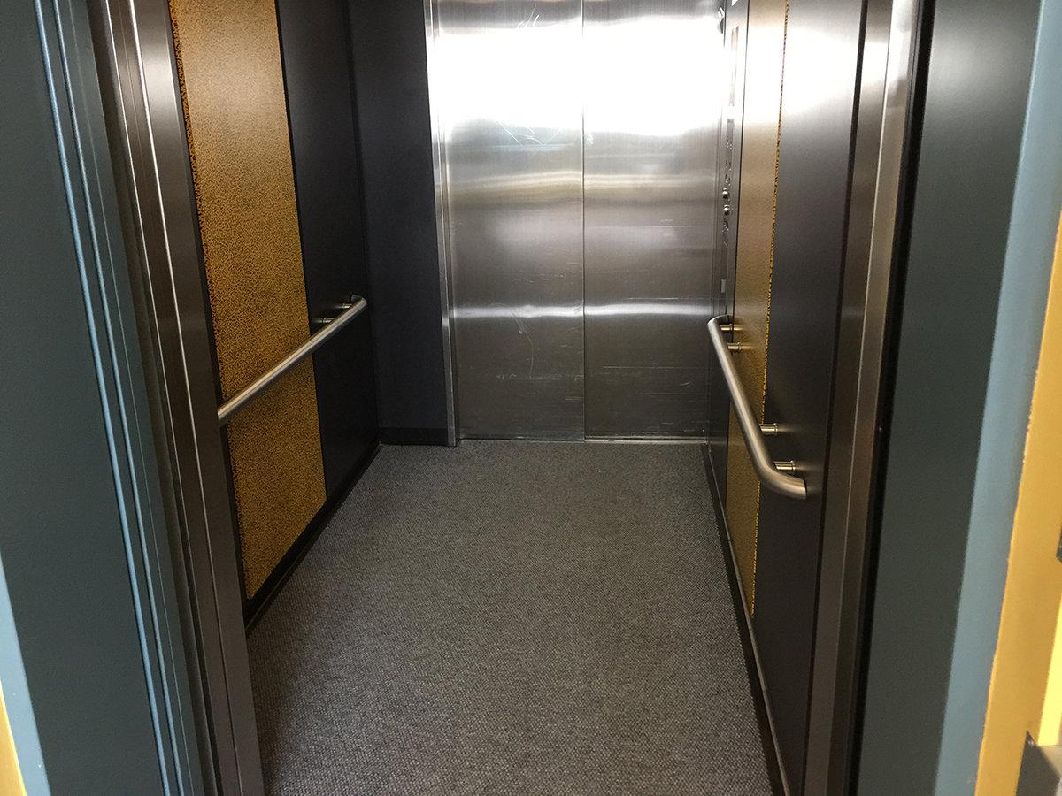 Loft 338 Lobby Elevator!