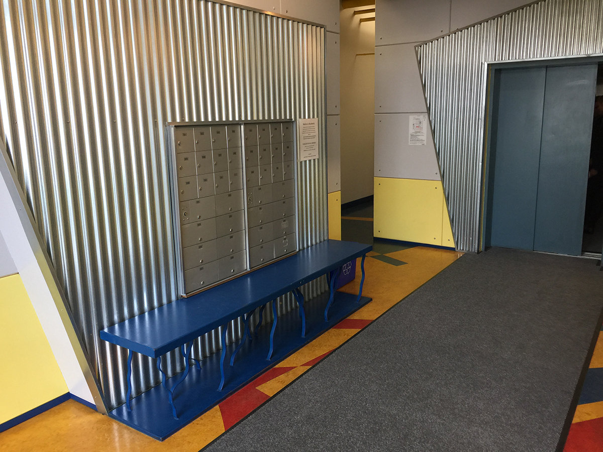 Loft 338 Lobby Mail Boxes!