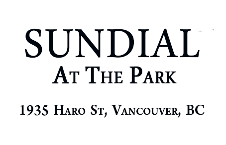 Sundial At The Park 1935 HARO V6G 1H8