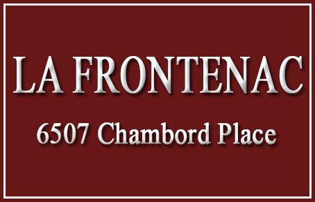 La Frontenac 6507 CHAMBORD V5S 4P2