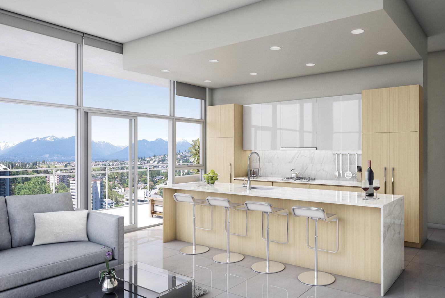 Etoile Display Suite Living Area!