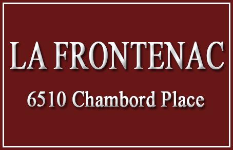 La Frontenac 6510 CHAMBORD V5S 4P2