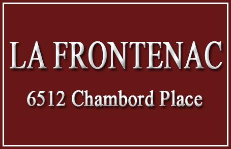 La Frontenac 6512 CHAMBORD V5S 4P2