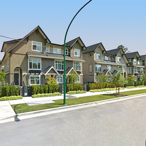 Wedgewood - Typical part of the complex!