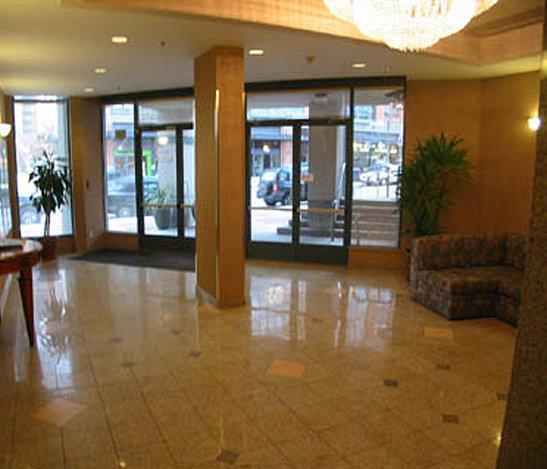 Pacific Plaza I Lobby!