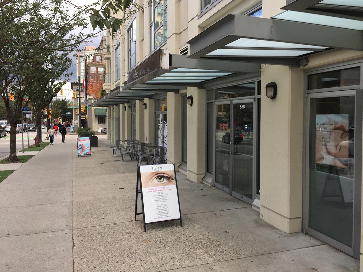 Front Of Eden Retail!