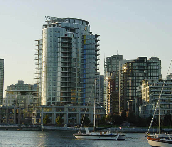 The Concord From False Creek!