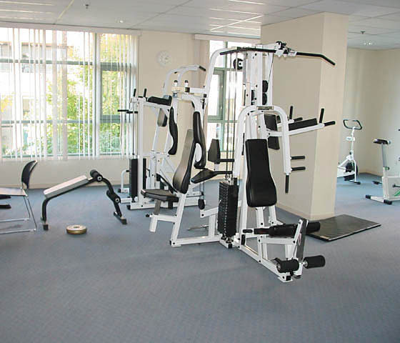 1188 Howe Gym!