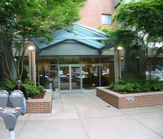 1188 Howe Entrance!