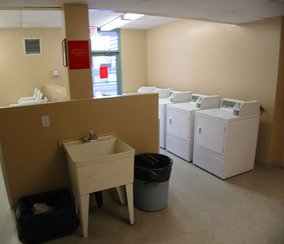 1188 Howe Laundry Facilities!