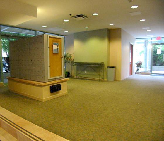 1188 Howe Lobby!