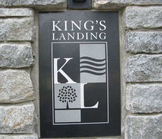 Kings Landing Sign!