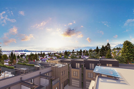312 Moody Ave, North Vancouver, BC V7L 3S9, Canada Rooftop Deck!