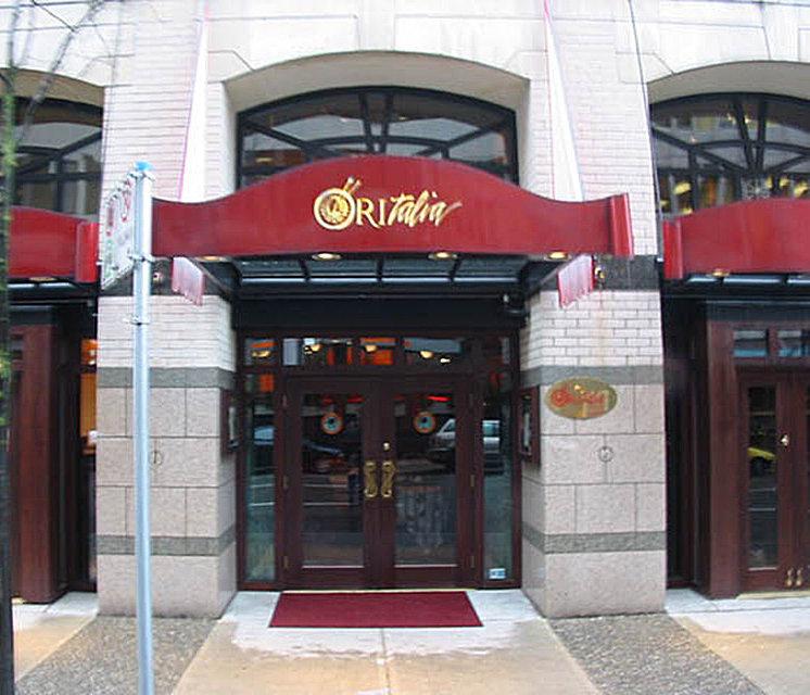 Oritalia Restaurant at Le Soleil !