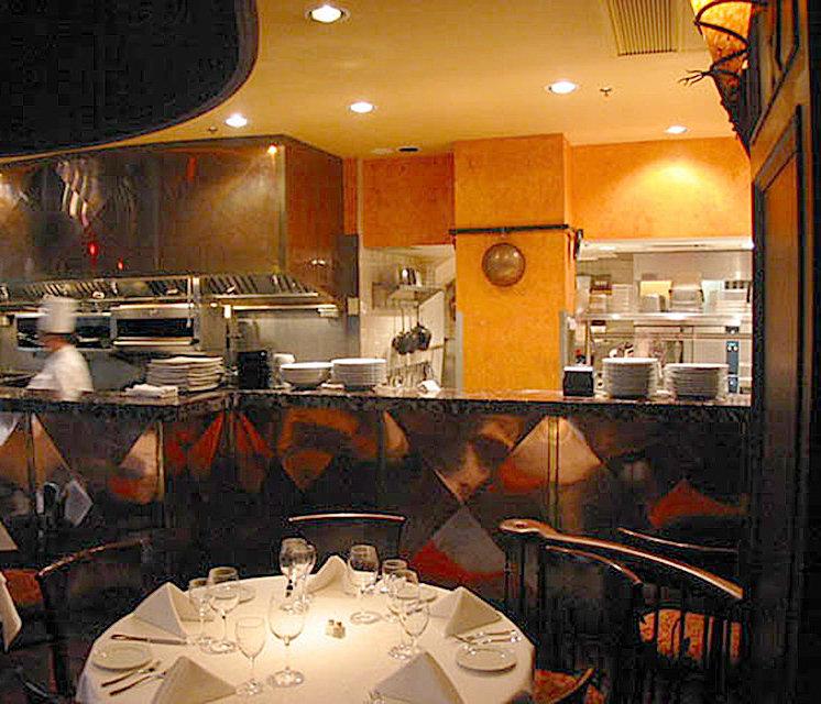 Oritalia Restaurant at Le Soleil!