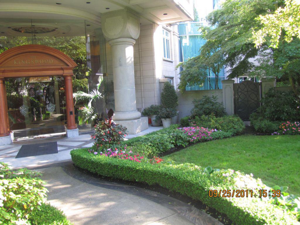 Kingswood Entrance!