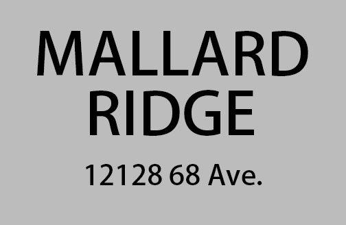 Mallard Ridge 12128 68TH V3W 1C2