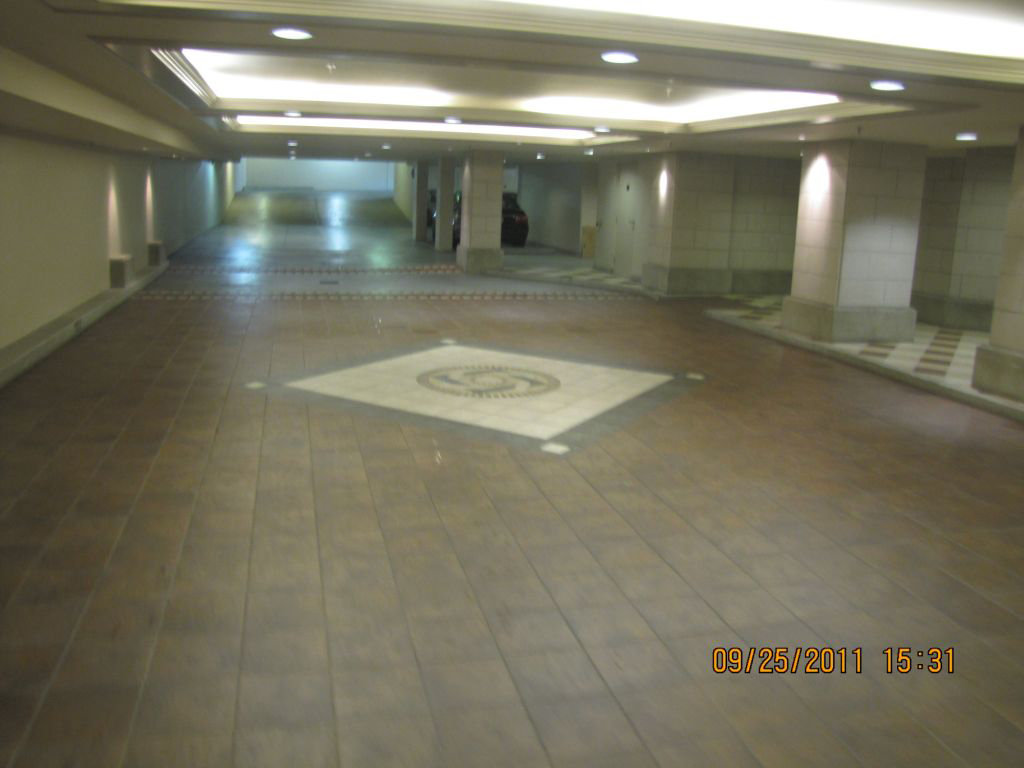 Underground Parking!