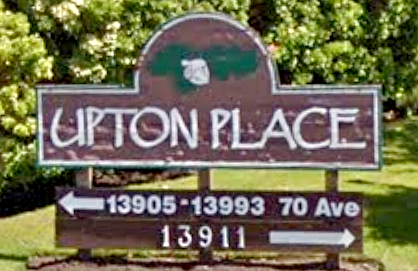 Upton Place 13945 70TH V3W