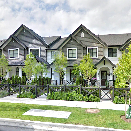 Blackberry Walk Townhomes!