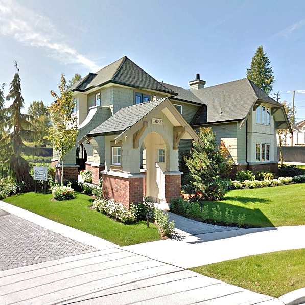 Sequoia - Typical part of the townhomes!