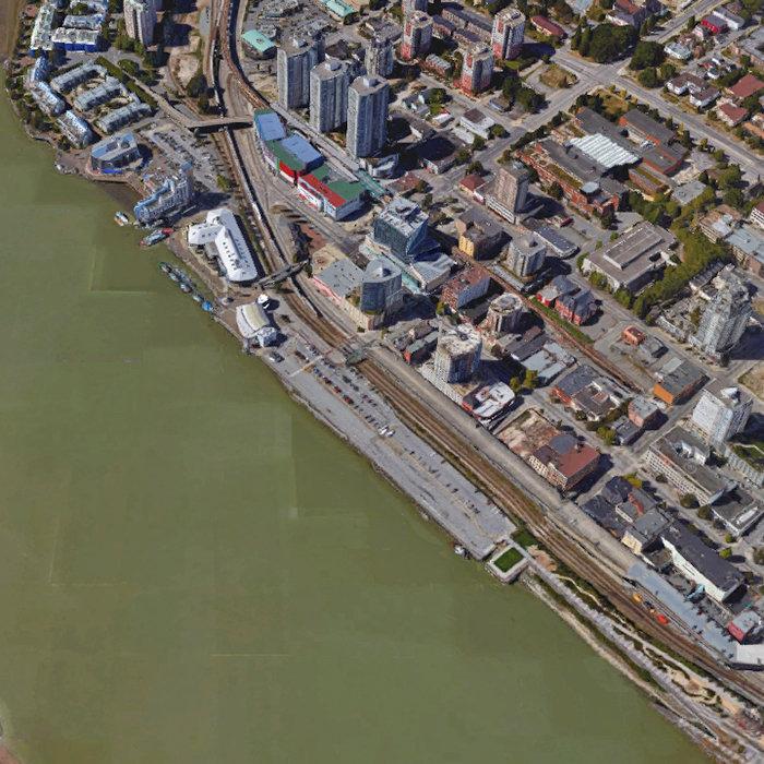 750 Quayside Dr, New Westminster, BC V3M 6B9, Canada Location!