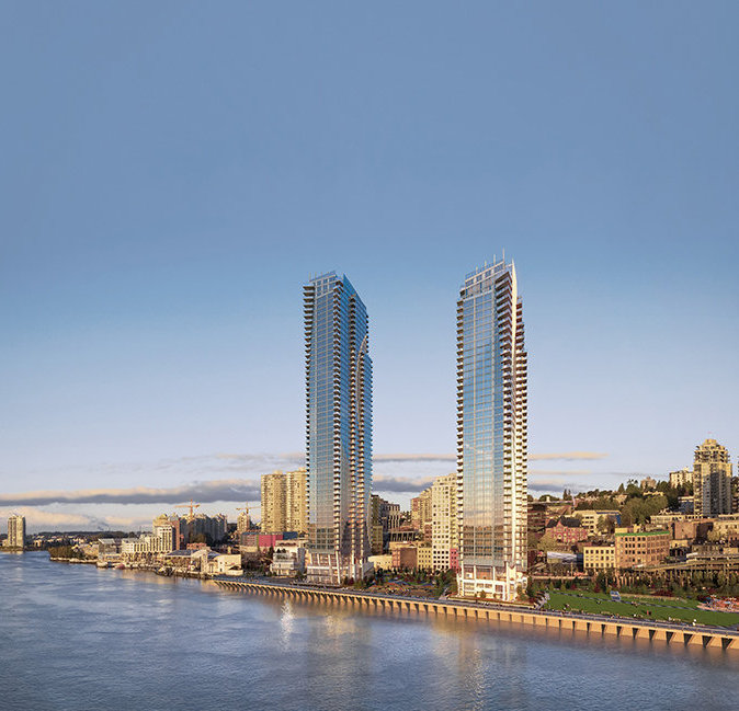 750 Quayside Dr, New Westminster, BC V3M 6B9, Canada Rendering!