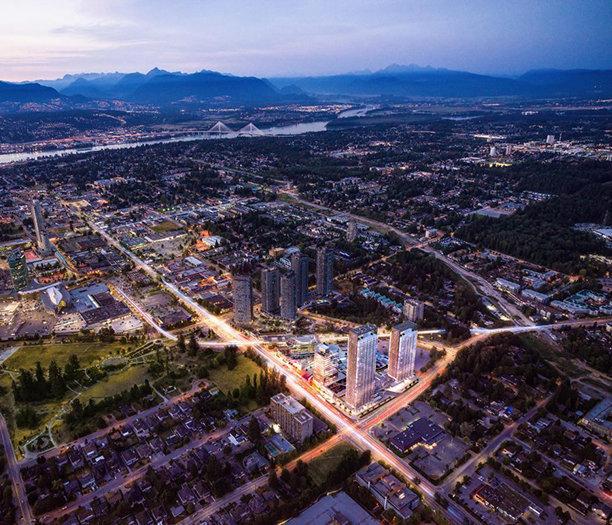 9808 Fraser Hwy, Surrey, BC V3T 2V6, Canada Aerial!