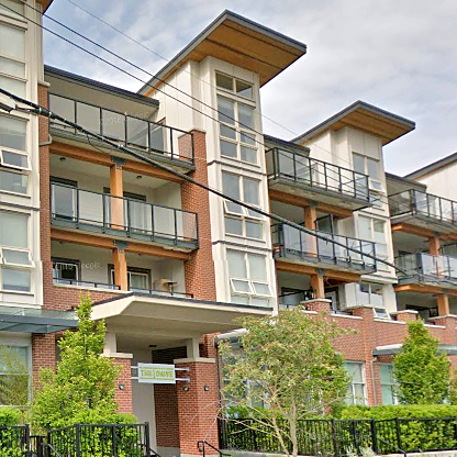 The Drive - 1177 Marine Dr, North Vancouver, BC - Building exterior!