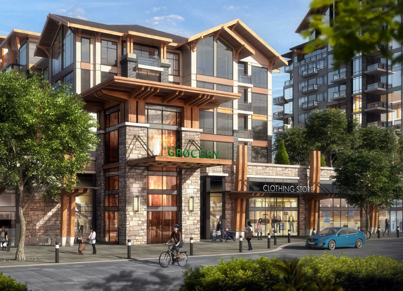 The Residence at Lynn Valley !