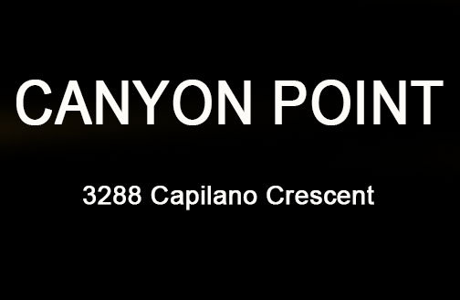 Canyon Point 3288 CAPILANO V7R