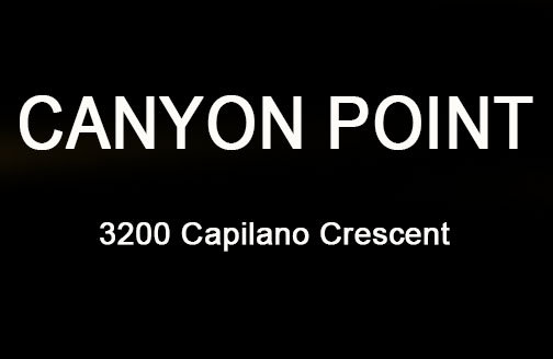Canyon Point 3200 CAPILANO V7R