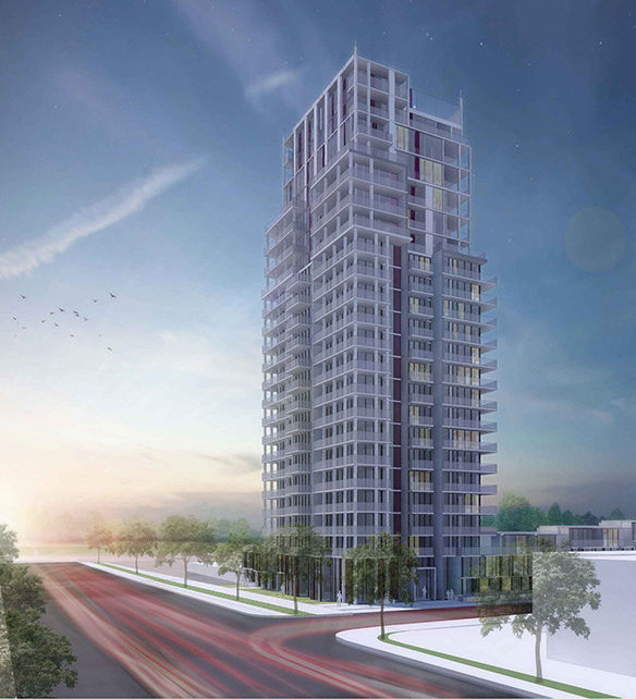 4482 Juneau St, Burnaby, BC V5C 4C8, Canada Rendering!
