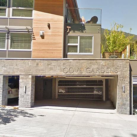 Cove Gardens - 2200 Caledonia Avenue, North Vancouver, BC!