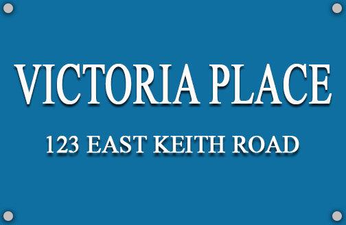 Victoria Place 123 KEITH V7L 1V1