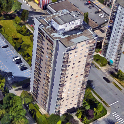 Talisman Towers - 145 St Georges Ave, North Vancouver, BC!