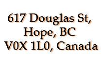 617 Douglas 617 Douglas V0L 1L0
